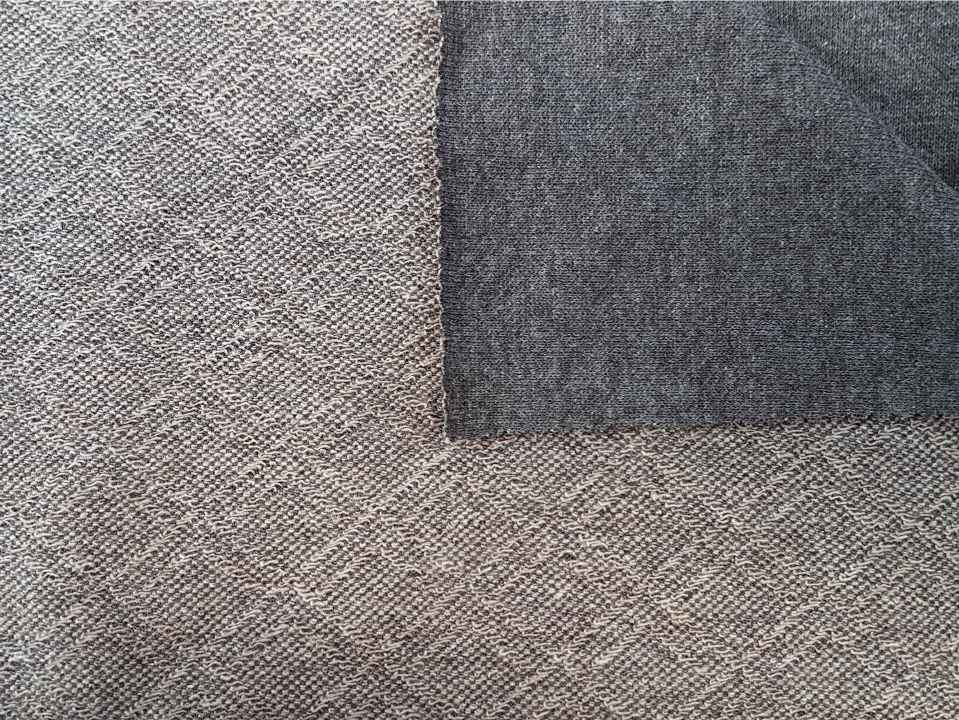 Felpa Jacquard